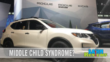 Thoughts on the Nissan Rogue Sport