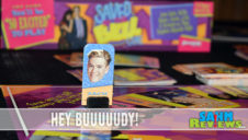 Saved by the Bell Board Game Overview