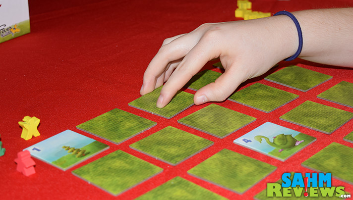 Much better than trimming your own, Topiary by Renegade Game Studios takes a visit to the local botanical garden to try to get the best view of all the fantastic creations! - SahmReviews.com