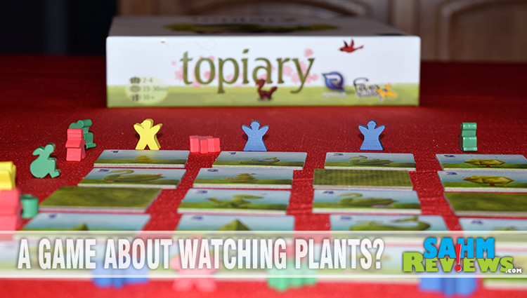 Topiary Strategy Game Overview