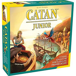 We hear your pleas! You want to play board games with your toddlers, but not Candy Land, Monopoly or Chutes and Ladders! Check out this great list of modern board games that now have a scaled-down junior version! - SahmReviews.com