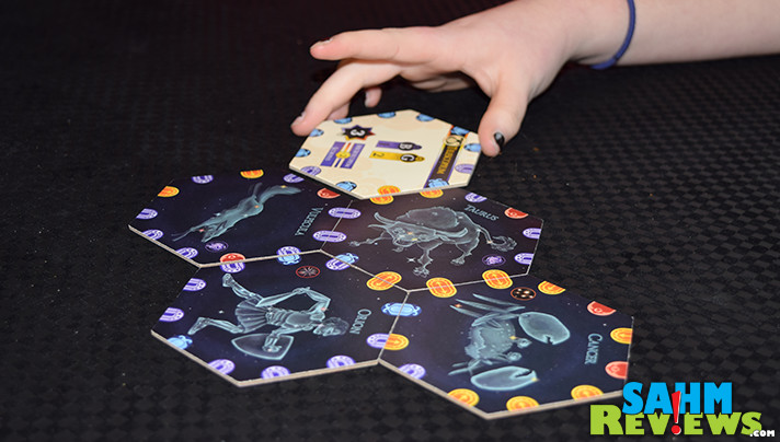 Have fun while learning about stars and constellations in the appropriately named Constellations game by Xtronaut Enterprises. - SahmReviews.com