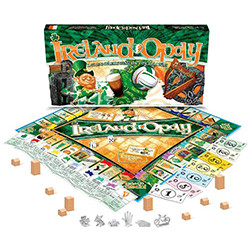 Whether celebrating with your family or inviting a bunch of friends over, you can't go wrong with these ten board game ideas for St. Patrick's Day!