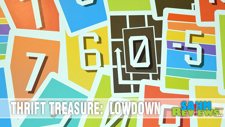 Thrift Treasure: LowDown Card Game