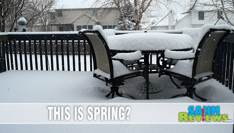 Mother Nature Missed the Spring Memo