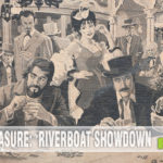 A perfect title for our area! Riverboat Showdown by Western Publishing puts on a gambling theme without the expensive ante! - SahmReviews.com