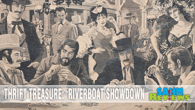 Thrift Treasure: Riverboat Showdown