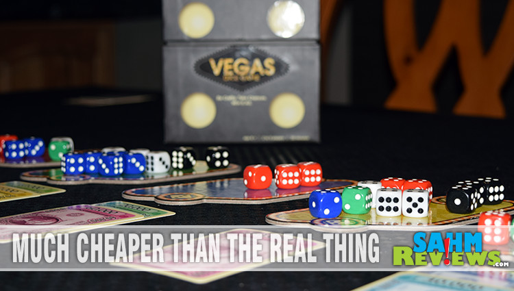 Vegas Dice Game Overview