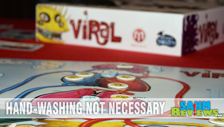 Viral Board Game Overview