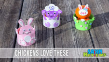 Fun Easter Crafts Using Halos