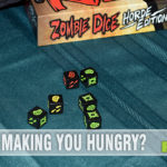 One of the very first push-your-luck dice games, Zombie Dice, has a new issue! Get the base with all the expansions in one box! - SahmReviews.com