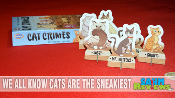 Cat Crimes Puzzle Game Overview