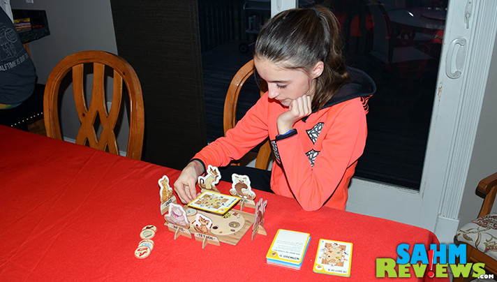 If you ever enjoyed a game of Clue, you will love the puzzle challenge afforded by ThinkFun's new Cat Crimes. All the fun without the fears of allergies! - SahmReviews.com