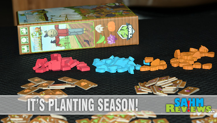 Harvest Farming Game Overview
