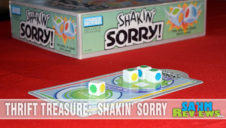 Thrift Treasure: Shakin' Sorry