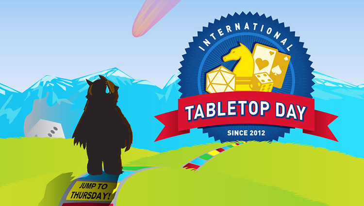 10 Hottest Board Games for Tabletop Day