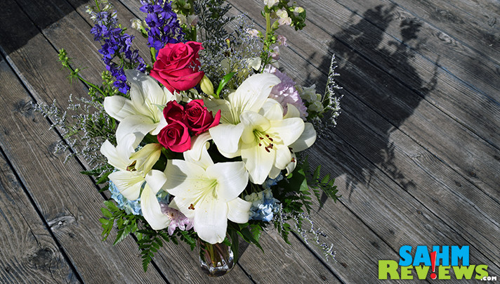 Flowers are a classic winner for Mother's Day. Teleflora offers a variety of bouquets to fit different personalities and budgets. - SahmReviews.com