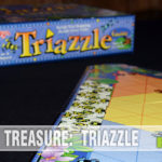 We had high hopes for Triazzle. We really wanted it to be a great abstract game for three players. Sadly, it wasn't. Find out what this frog-themed game did wrong. - SahmReviews.com