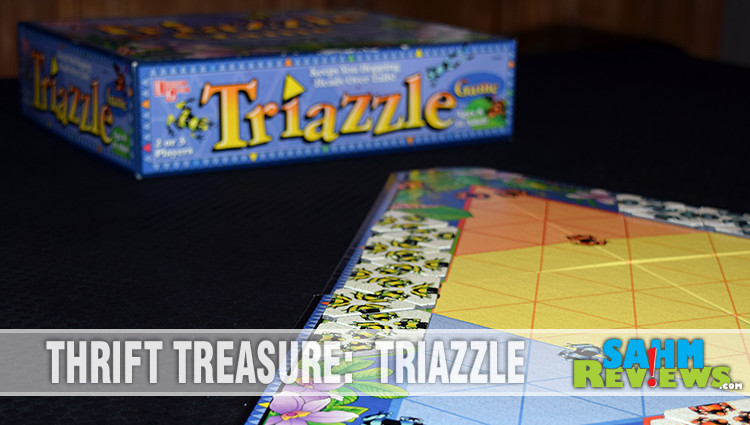Thrift Treasure: Triazzle Game