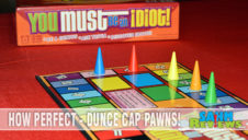 You Must Be An Idiot Trivia Game Overview