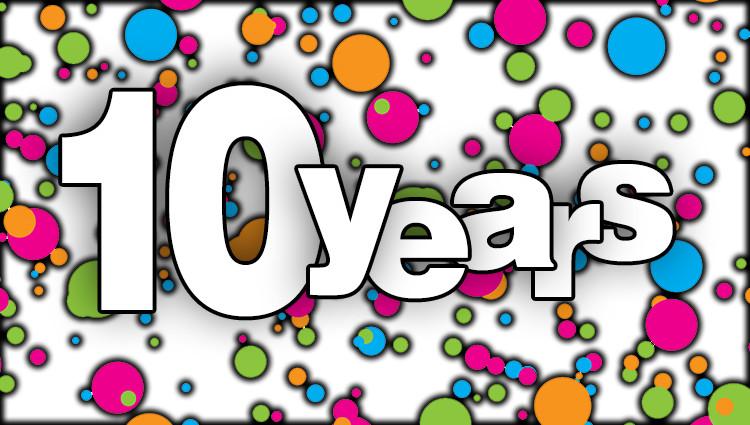 Reflecting on the Past: Celebrating SahmReviews' 10th Anniversary