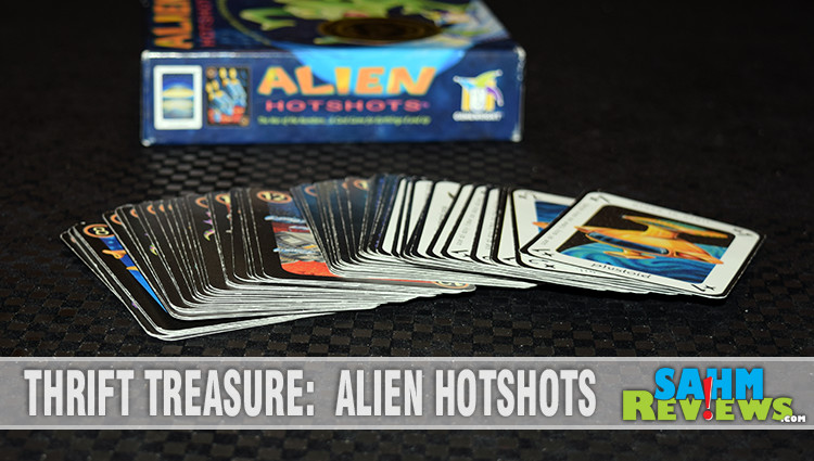 Thrift Treasure: Alien Hotshots
