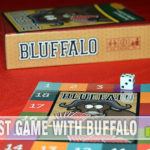 When publishers try to improve on a classic game, rarely do they change things drastically. Bluffalo by Main Street Card Club takes the game of Liar's Dice and gets rid of the dice!!! - SahmReviews.com