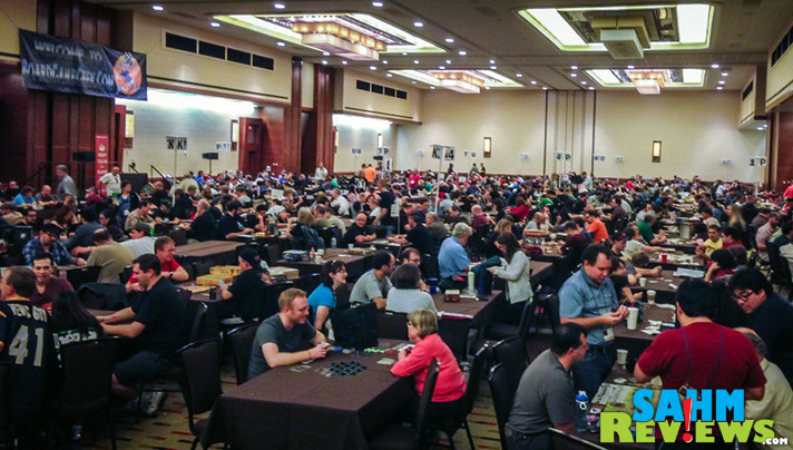 Summer may be almost here, but board game convention season is upon us! Check out these amazing regional conventions that you must attend! - SahmReviews.com