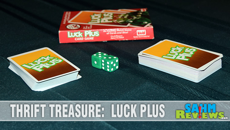 Thrift Treasure: Luck Plus Card Game