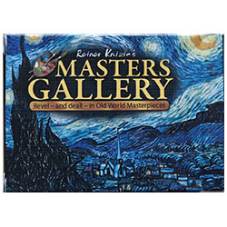 While we're on the subject of games that teach, check out this list of 28 games that will turn you into an art world expert! Get to painting (or buying) at SahmReviews.com!