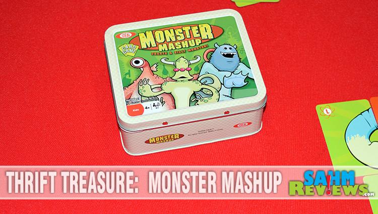 Thrift Treasure: Monster Mashup