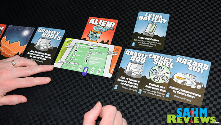 It's only the second time we've played a game as an alien trying to escape an exploding planet, but MoonQuake Escape by Breaking Games was just as fun as the first! Find out how to get to safety on SahmReviews.com!