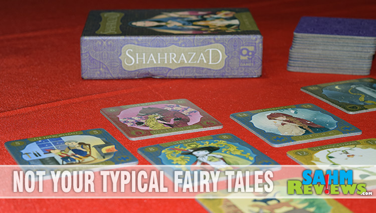 Shahrazad Cooperative Game Overview