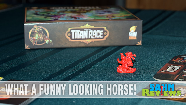 Titan Race Dice Game Overview