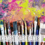 While we're on the subject of games that teach, check out this list of 25 games that will turn you into an art world expert! Get to painting (or buying) at SahmReviews.com!