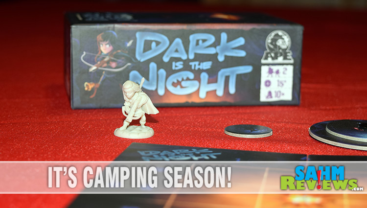 Dark is the Night Board Game Overview