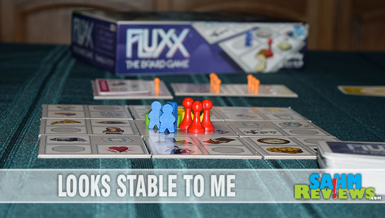 Fluxx: The Board Game Overview