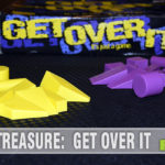 It's been while since we've found a good dexterity game at thrift. This week we happened across Get Over It. Does it scratch our itch? - SahmReviews.com