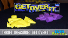 Thrift Treasure: Get Over It Game
