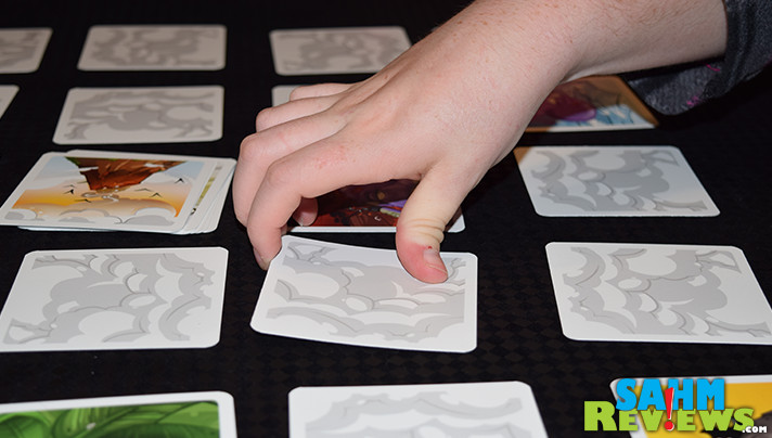 Learn why Memoarrr! memory game from Stronghold Games might be great for game night. - SahmReviews.com