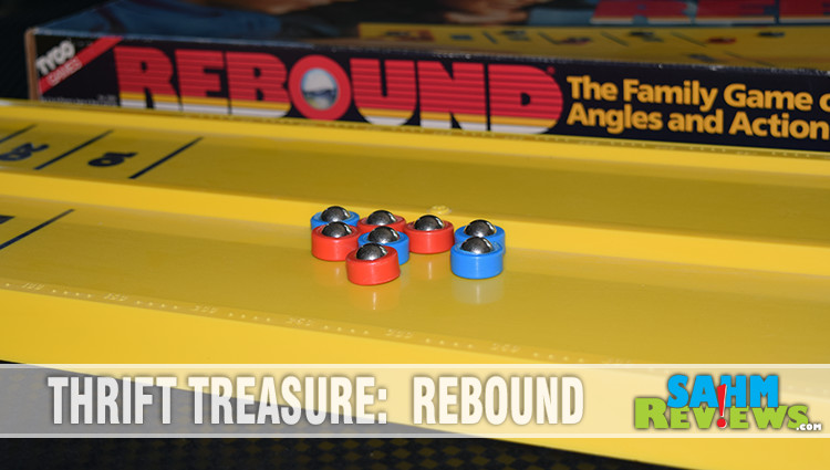 Thrift Treasure: Rebound Dexterity Game