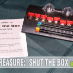 What's better than finding a game for a good price at thrift? Getting a good game for free by accident! Find out how we got our copy of Shut the Box! - SahmReviews.com