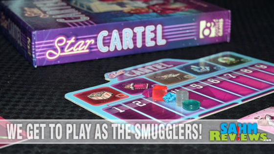 Star Cartel Card Game Overview