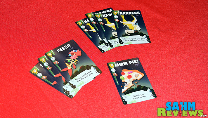 "We always called raccoons ""Trash Pandas"". Turns out we weren't the only ones! Red Rook Games' brand new card game is named the exact same thing! - SahmReviews.com"