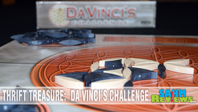 Thrift Treasure: Da Vinci's Challenge