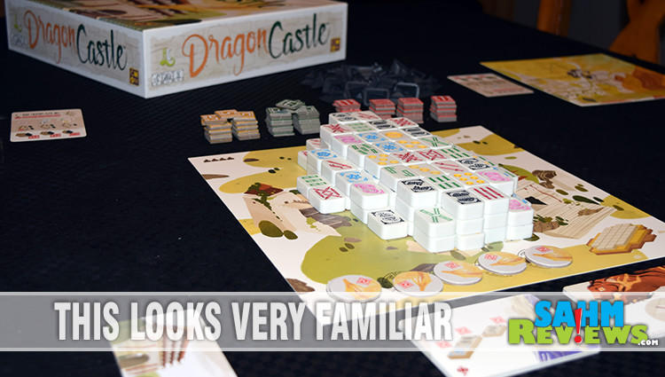 Dragon Castle Tile Game Overview