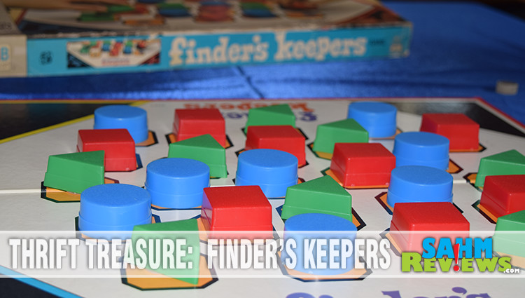 Thrift Treasure: Finder's Keepers