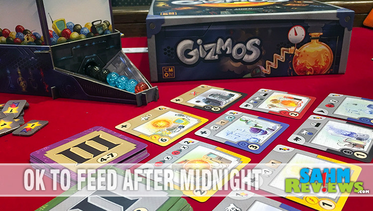 Gizmos Engine-Building Game Overview