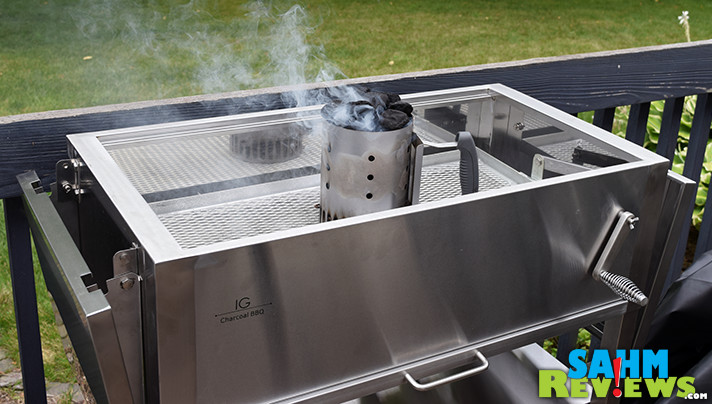 Light Up The Party With This Bbq Grill