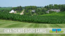 Six Board Games All About Iowa